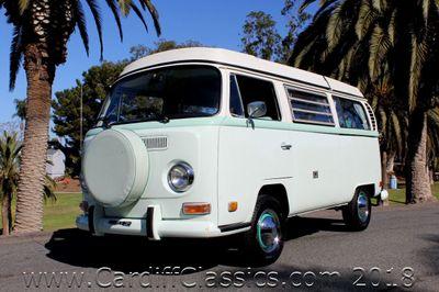 1970 Volkswagen Westfalia  Van