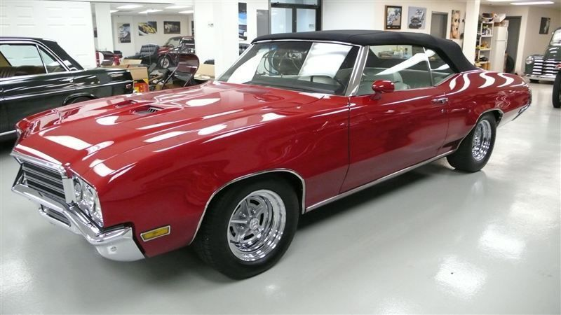 1971 Buick SKYLARK GS TRIBUTE SHOW CAR - 8942576 - 0