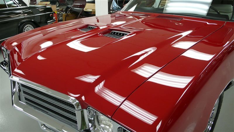 1971 Buick SKYLARK GS TRIBUTE SHOW CAR - 8942576 - 11