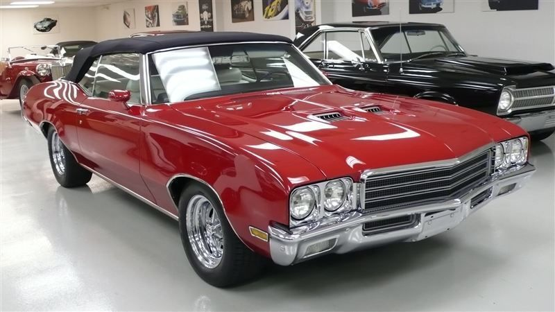 1971 Buick SKYLARK GS TRIBUTE SHOW CAR - 8942576 - 1