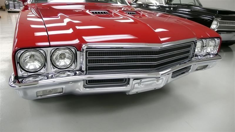1971 Buick SKYLARK GS TRIBUTE SHOW CAR - 8942576 - 5
