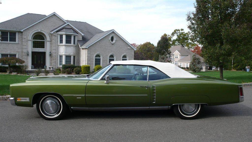 1971 Cadillac ELDORADO rare color Convertible for Sale in Ramsey, NJ ...