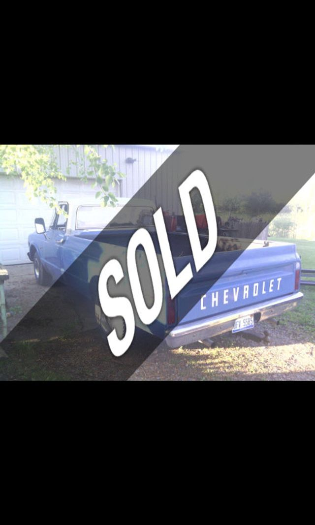 1971 Chevrolet C10 For Sale - 16611331 - 0