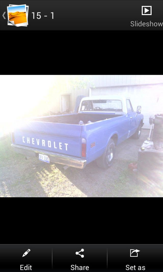1971 Chevrolet C10 For Sale - 16611331 - 1