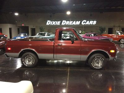 1971 Chevrolet C10 Pickup Truck SOLD