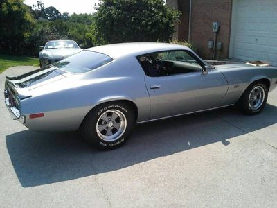 1971 Chevrolet Camaro  - Click to see full-size photo viewer