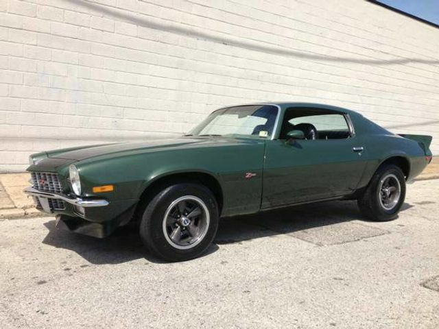 1971 Used Chevrolet Camaro Real Z28 For Sale At Webe Autos