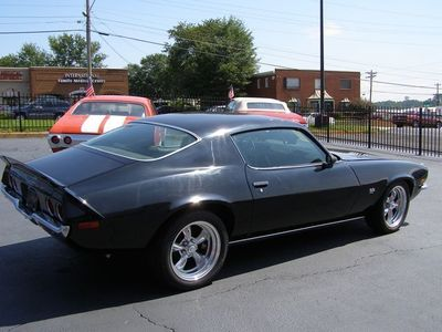 1971 Chevrolet CAMARO SOLD - Click to see full-size photo viewer