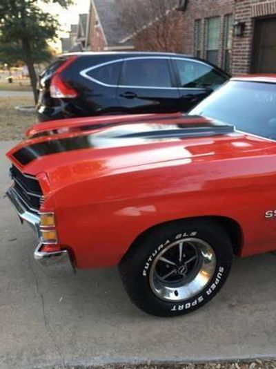 1971 Chevrolet Chevelle  - Click to see full-size photo viewer