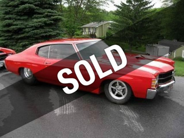 1971 Chevrolet Chevelle For Sale - 17276200 - 0