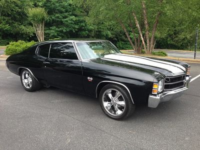 1971 Chevrolet Chevelle SOLD - Click to see full-size photo viewer