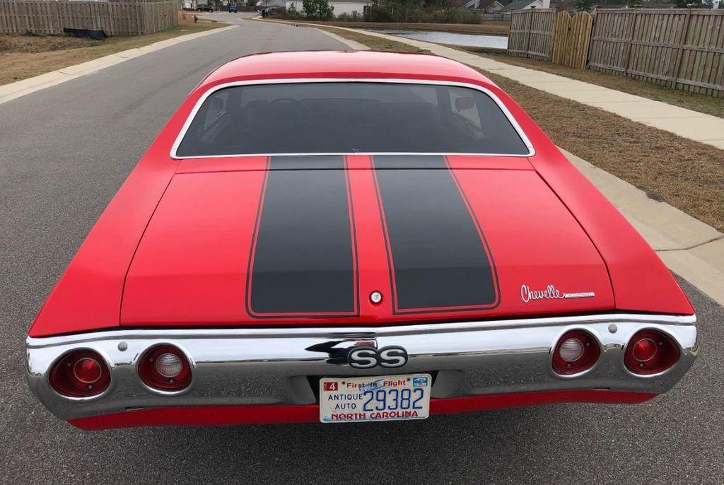 1971 Chevrolet Chevelle SS - 15885846 - 1