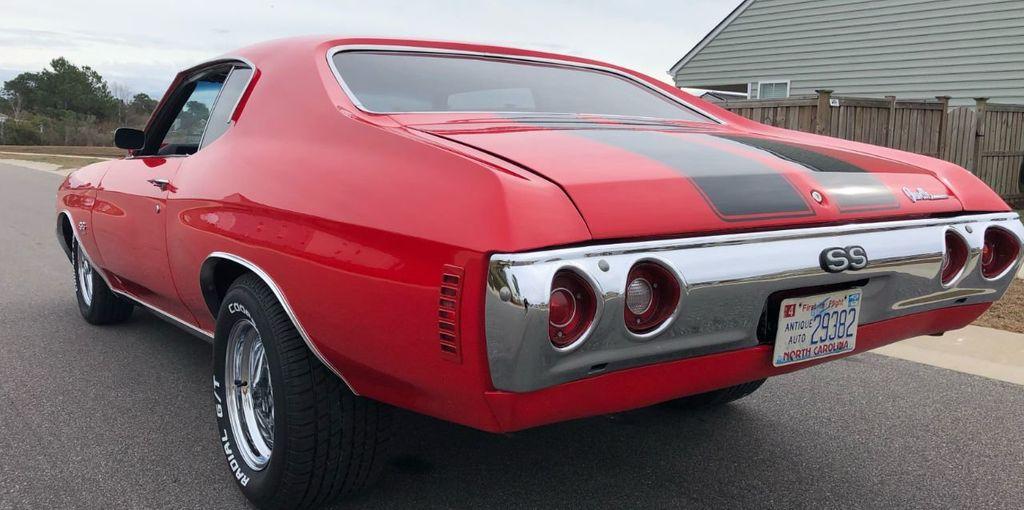 1971 Chevrolet Chevelle SS - 15885846 - 2