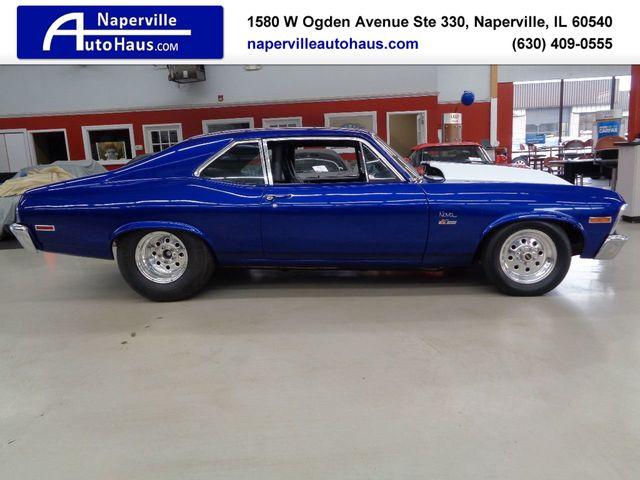 1971 Used CHEVROLET NOVA SS at Naperville Auto Haus, IL, IID 16309011