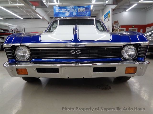 1971 CHEVROLET NOVA SS - Click to see full-size photo viewer