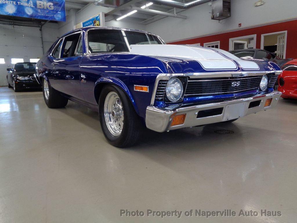 1971 CHEVROLET NOVA SS - 16309011 - 61