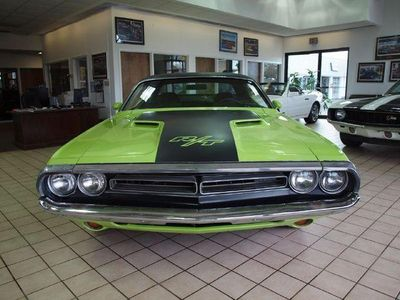 1971 Dodge Challenger RT SOLD Coupe