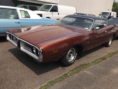 1971 Dodge Charger  - Click to see full-size photo viewer