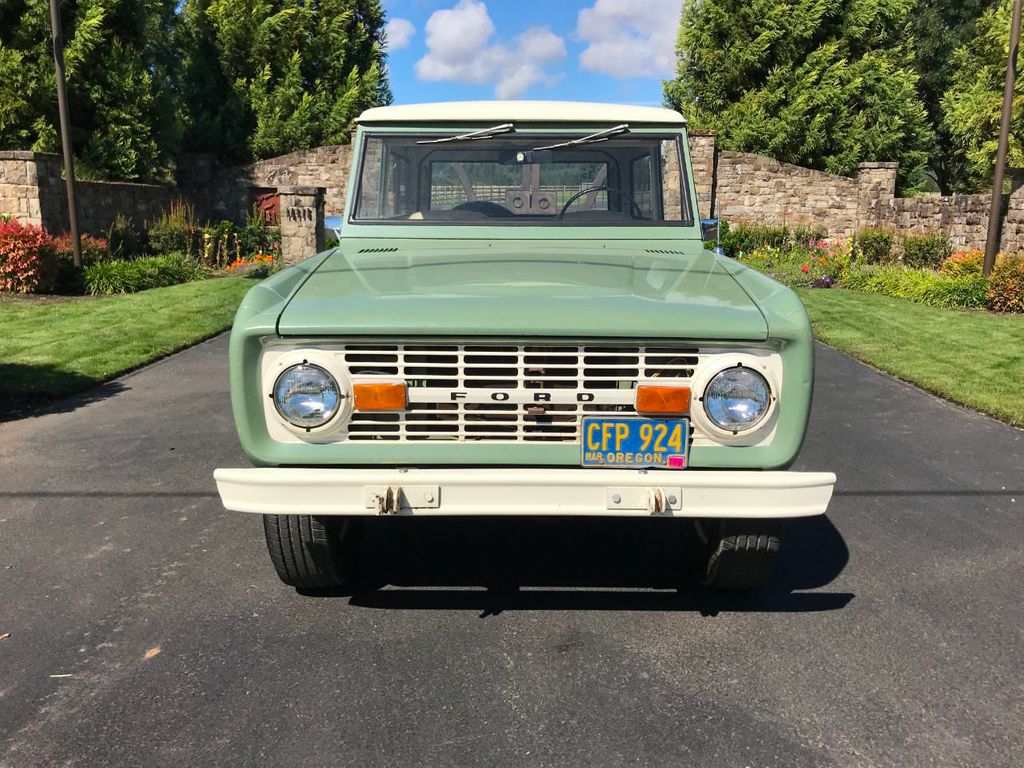 1971 Ford Bronco 55k Original and Documented Miles! So clean and stock! - 18122848 - 9