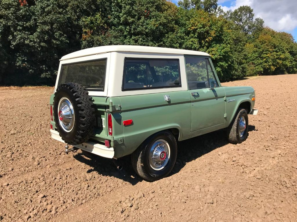 1971 Ford Bronco 55k Original and Documented Miles! So clean and stock! - 18122848 - 10