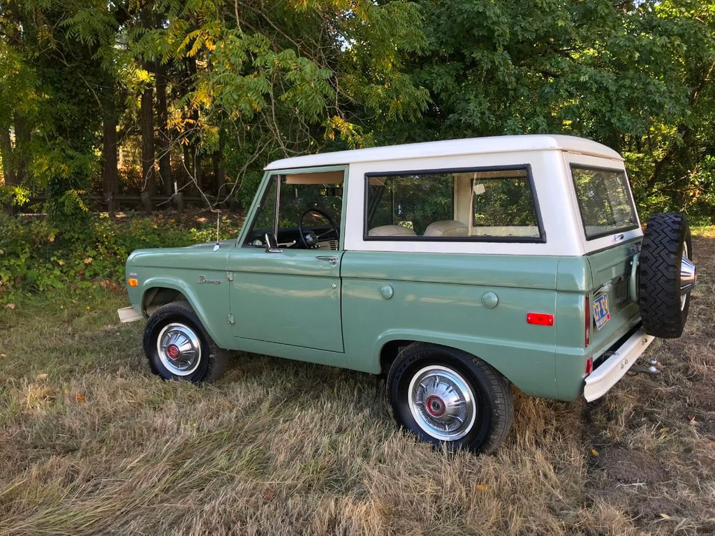1971 Ford Bronco 55k Original and Documented Miles! So clean and stock! - 18122848 - 12