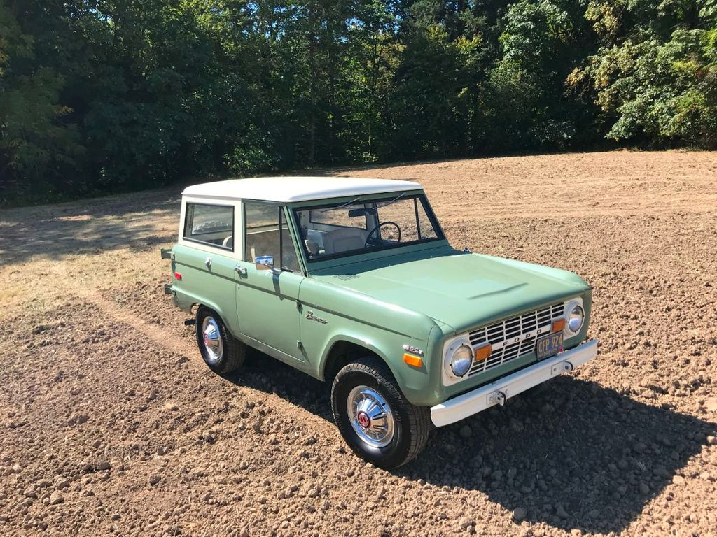 1971 Ford Bronco 55k Original and Documented Miles! So clean and stock! - 18122848 - 13