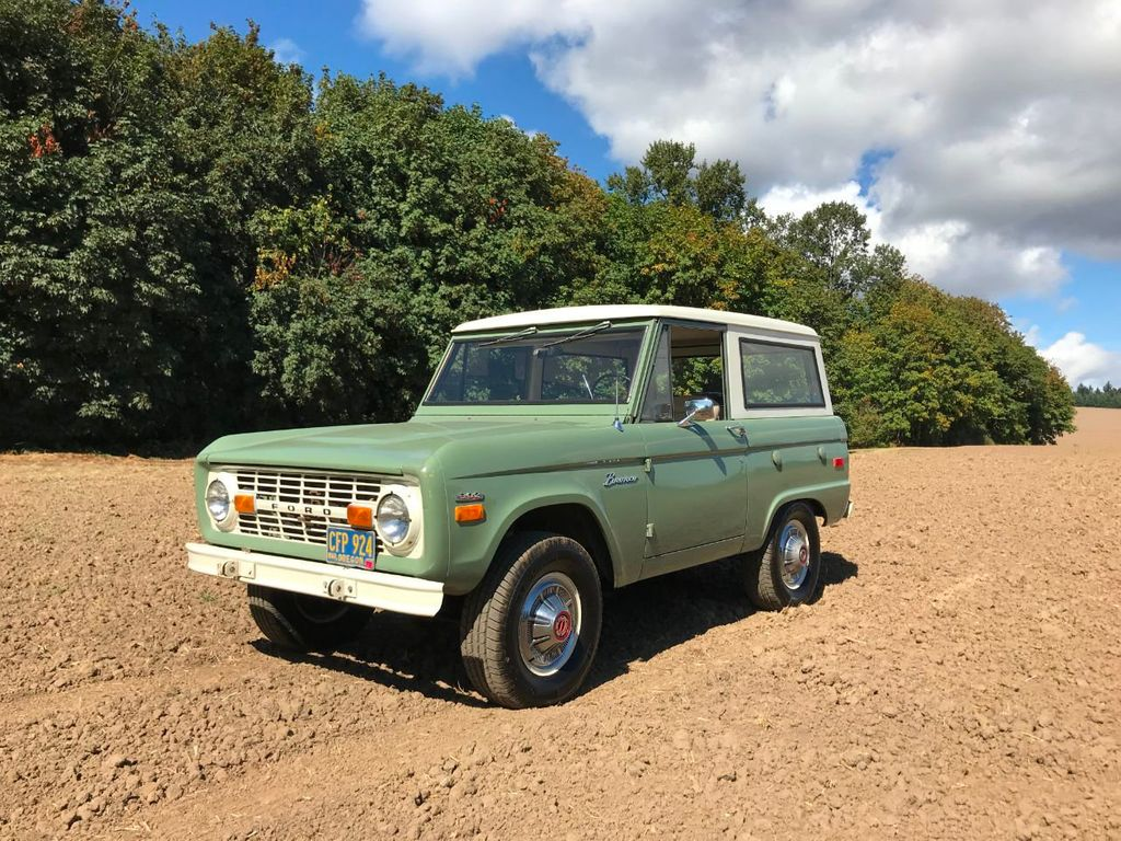 1971 Ford Bronco 55k Original and Documented Miles! So clean and stock! - 18122848 - 15
