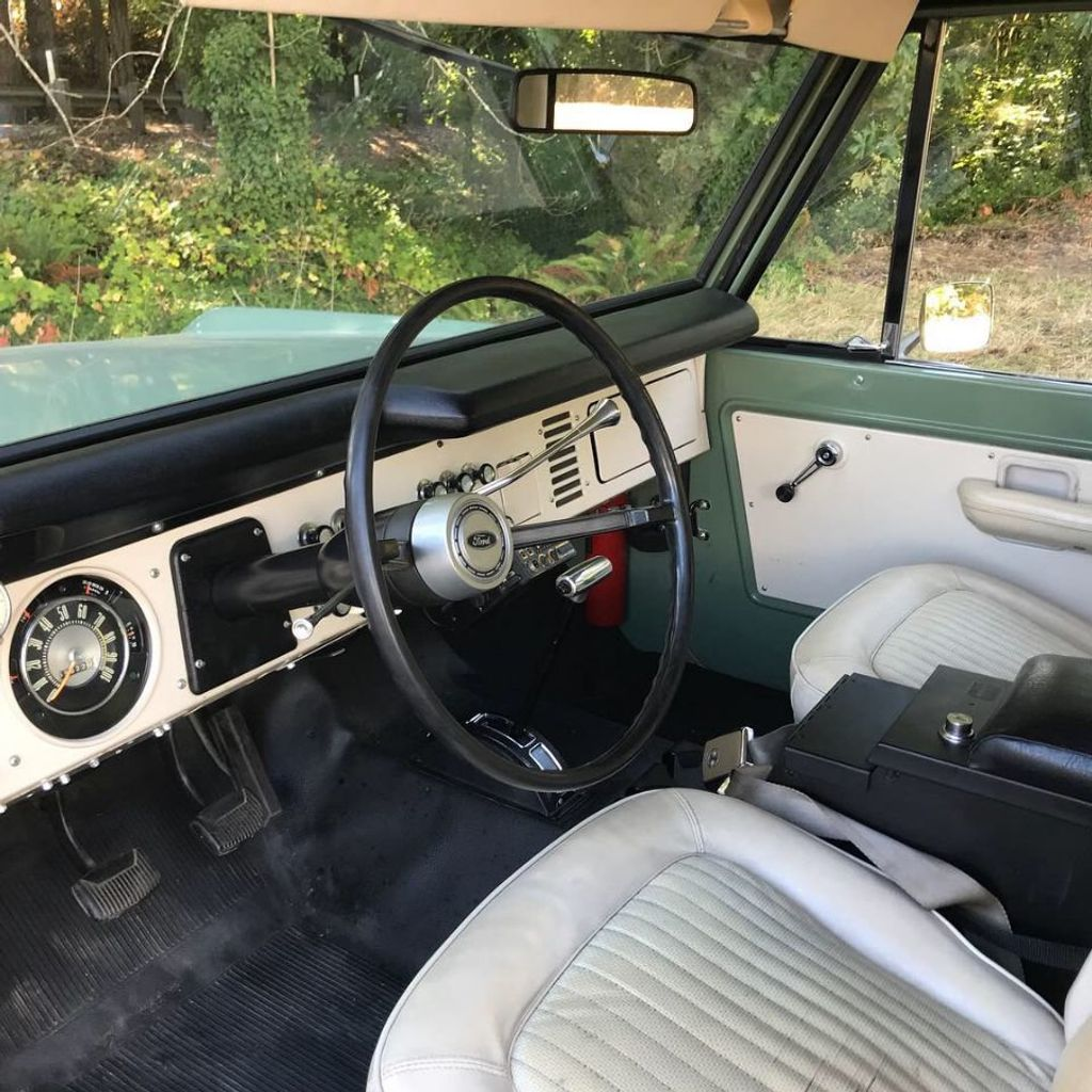 1971 Ford Bronco 55k Original and Documented Miles! So clean and stock! - 18122848 - 23