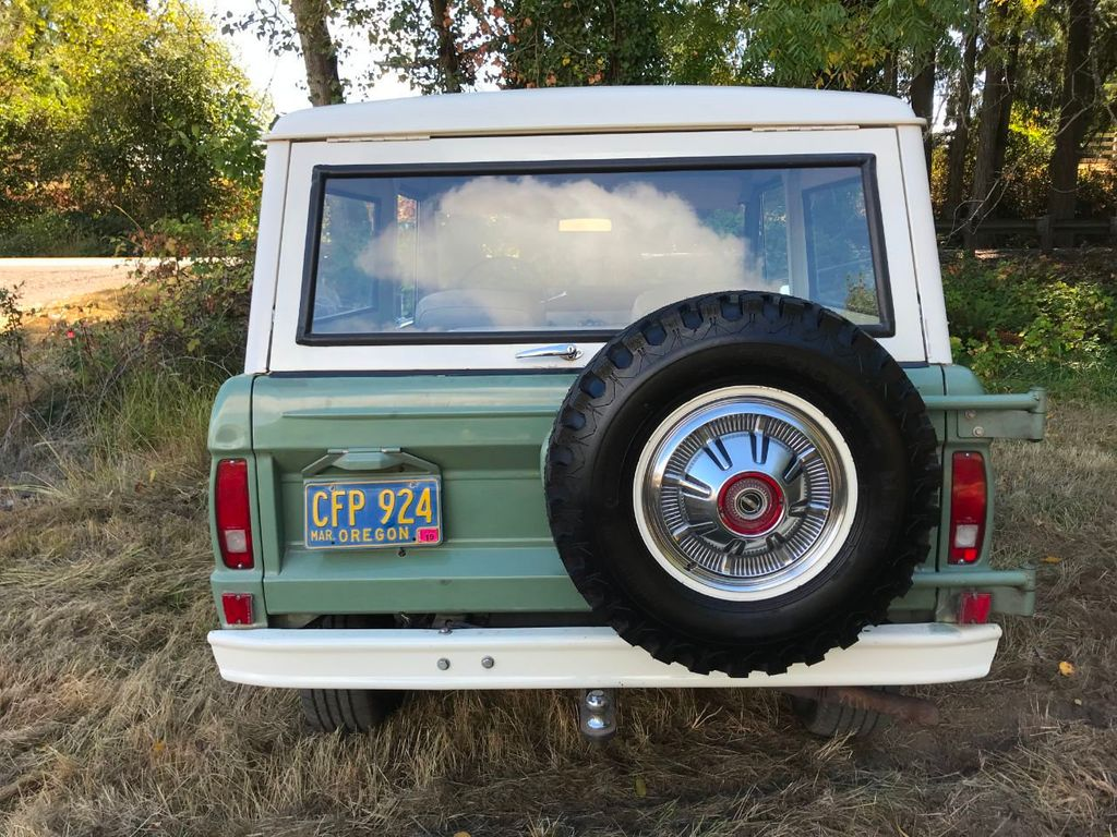 1971 Ford Bronco 55k Original and Documented Miles! So clean and stock! - 18122848 - 27