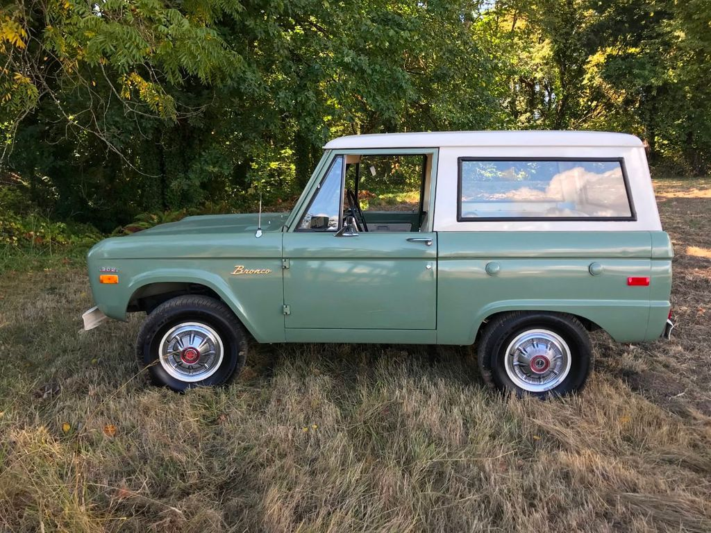 1971 Ford Bronco 55k Original and Documented Miles! So clean and stock! - 18122848 - 28