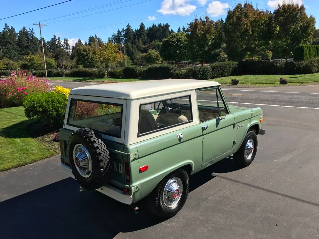 1971 Ford Bronco 55k Original and Documented Miles! So clean and stock! - 18122848 - 30