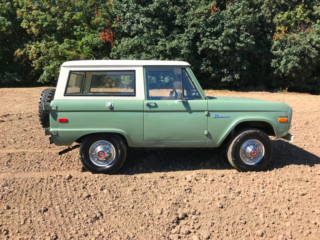 1971 Ford Bronco 55k Original and Documented Miles! So clean and stock! - 18122848 - 6