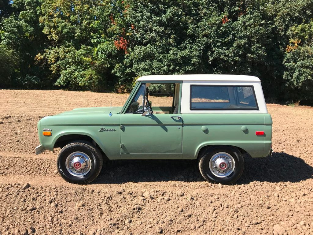 1971 Ford Bronco 55k Original and Documented Miles! So clean and stock! - 18122848 - 7