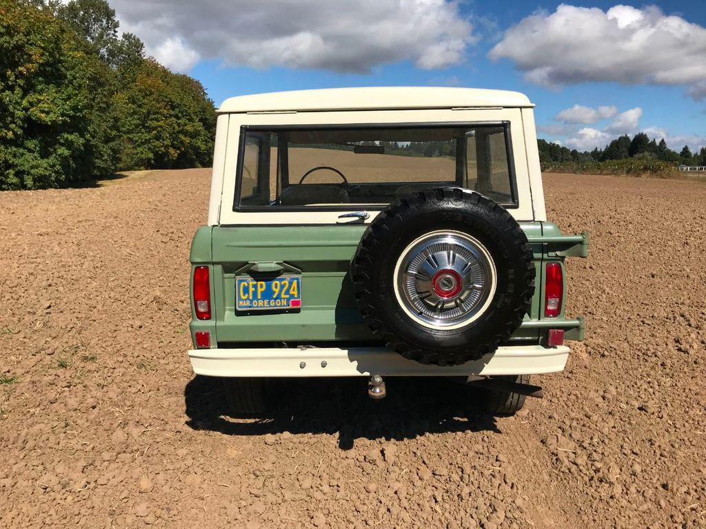 1971 Ford Bronco 55k Original and Documented Miles! So clean and stock! - 18122848 - 8