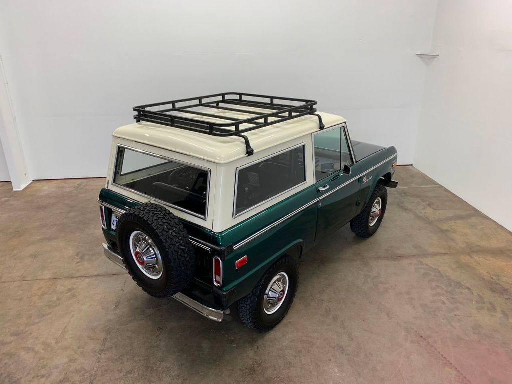 1971 Ford Bronco LUBR! Rebuilt Engine and Trans, PS & Disc Brakes  - 18152134 - 9