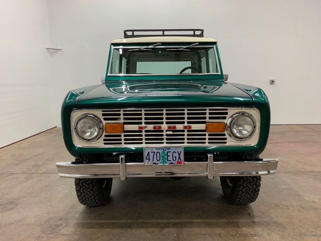 1971 Ford Bronco LUBR! Rebuilt Engine and Trans, PS & Disc Brakes  - 18152134 - 11