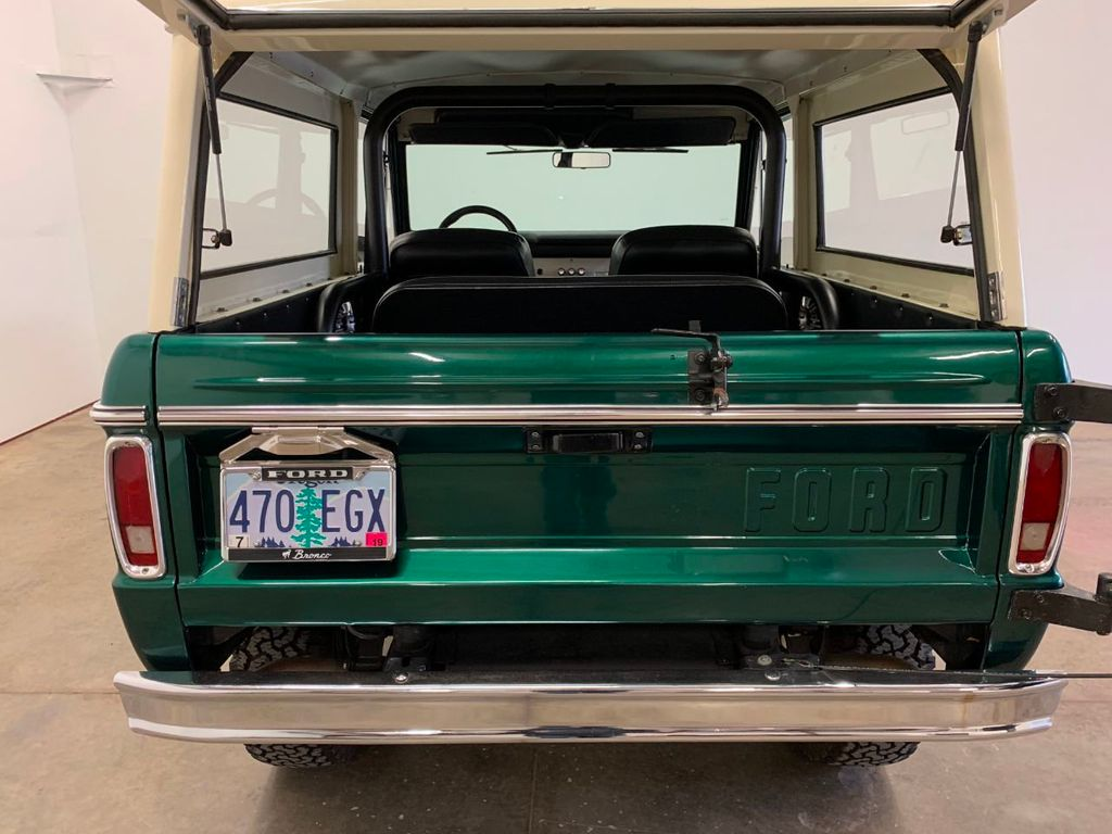 1971 Ford Bronco LUBR! Rebuilt Engine and Trans, PS & Disc Brakes  - 18152134 - 13
