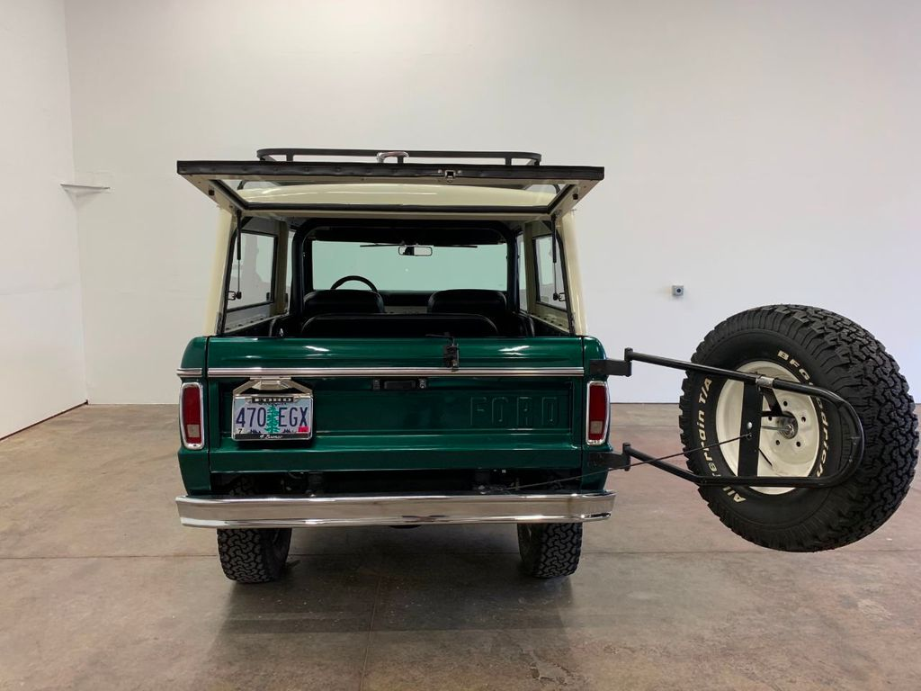 1971 Ford Bronco LUBR! Rebuilt Engine and Trans, PS & Disc Brakes  - 18152134 - 14