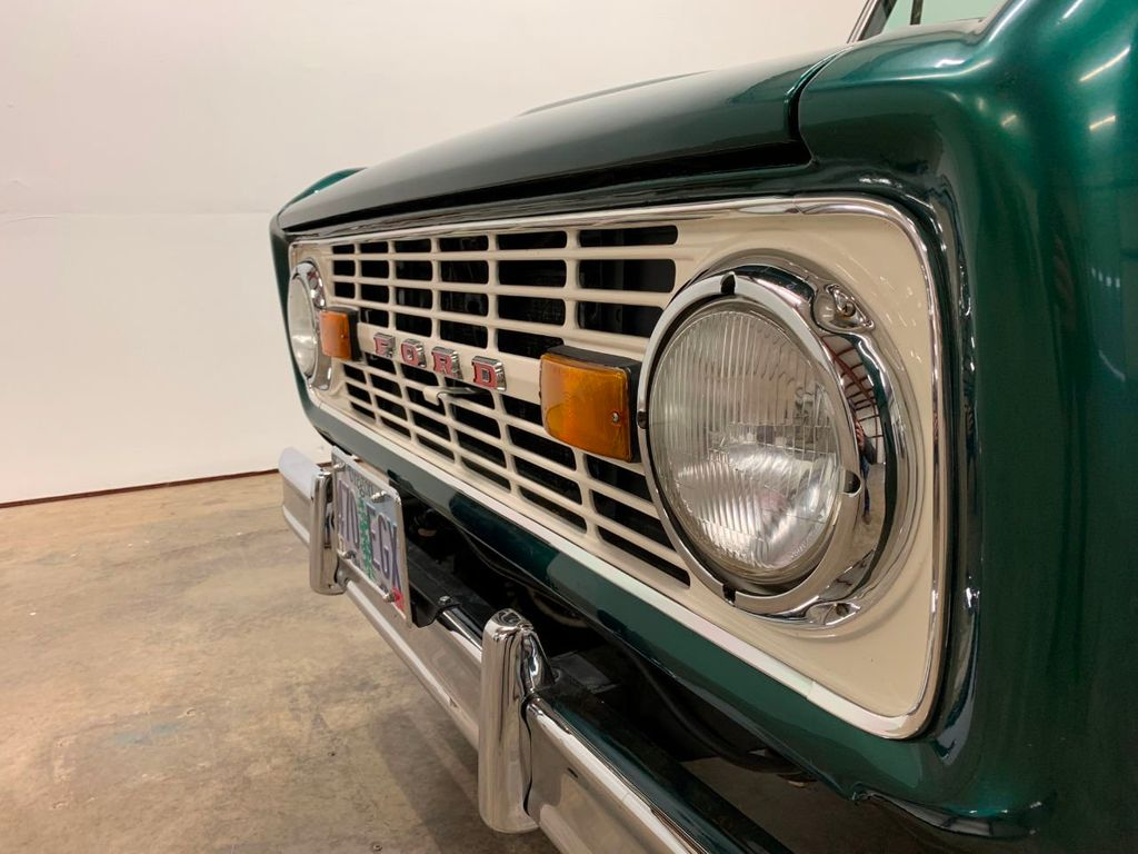 1971 Ford Bronco LUBR! Rebuilt Engine and Trans, PS & Disc Brakes  - 18152134 - 15