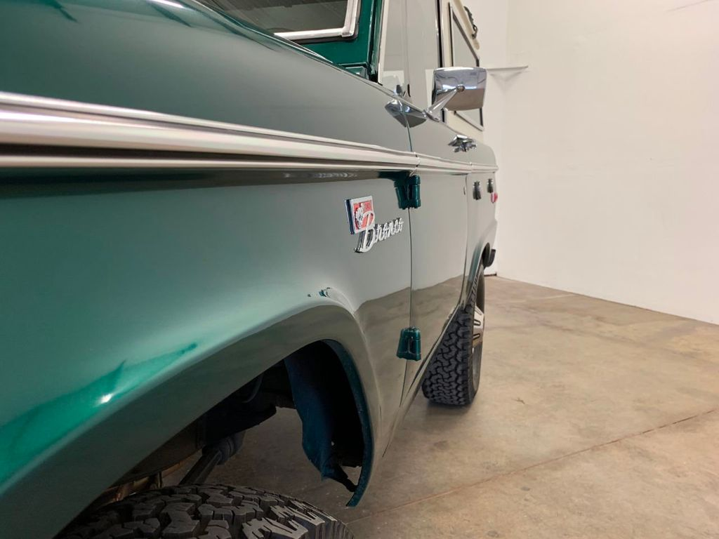 1971 Ford Bronco LUBR! Rebuilt Engine and Trans, PS & Disc Brakes  - 18152134 - 16