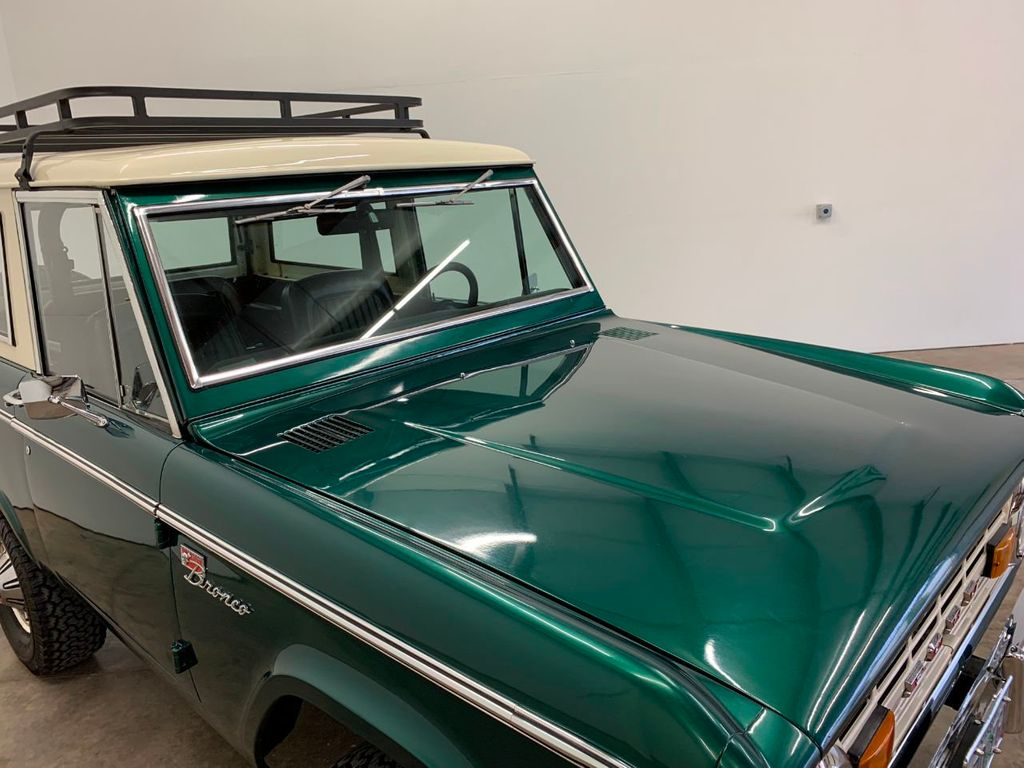 1971 Ford Bronco LUBR! Rebuilt Engine and Trans, PS & Disc Brakes  - 18152134 - 18