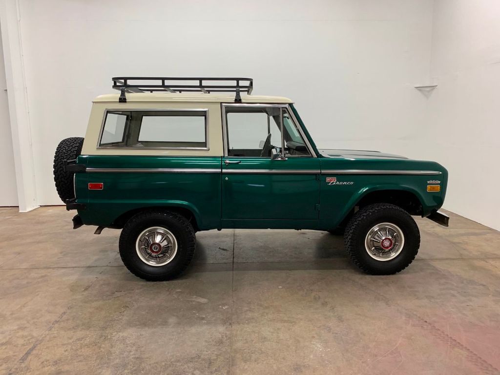 1971 Ford Bronco LUBR! Rebuilt Engine and Trans, PS & Disc Brakes  - 18152134 - 3