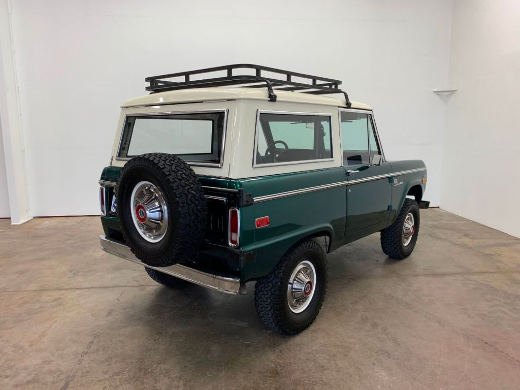 1971 Ford Bronco LUBR! Rebuilt Engine and Trans, PS & Disc Brakes  - 18152134 - 5