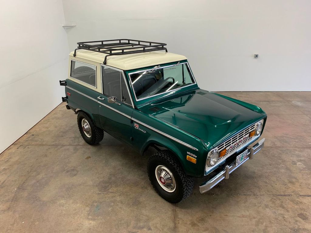 1971 Ford Bronco LUBR! Rebuilt Engine and Trans, PS & Disc Brakes  - 18152134 - 7