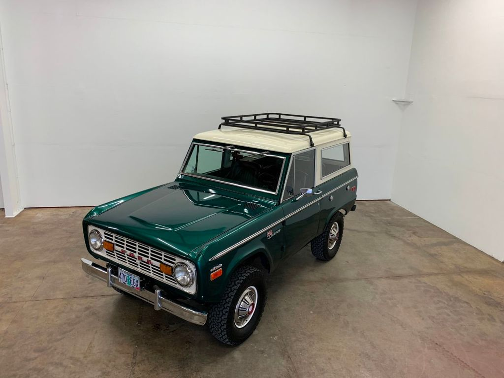1971 Ford Bronco LUBR! Rebuilt Engine and Trans, PS & Disc Brakes  - 18152134 - 8