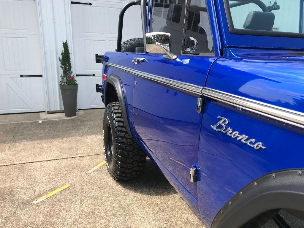 1971 Ford Bronco Show Quality Bronco - Very Straight!  - 17585241 - 11