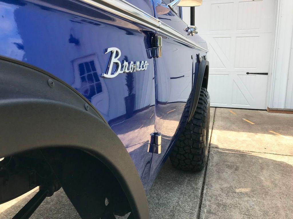 1971 Ford Bronco Show Quality Bronco - Very Straight!  - 17585241 - 12
