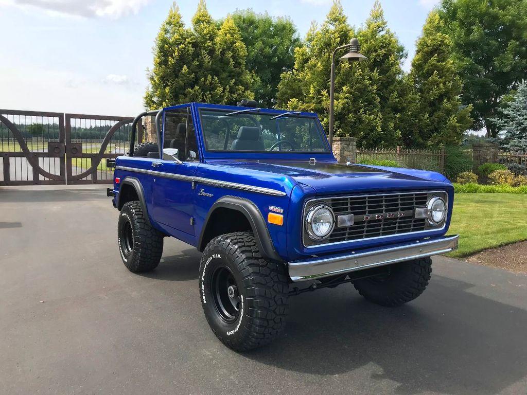 1971 Ford Bronco Show Quality Bronco - Very Straight!  - 17585241 - 3