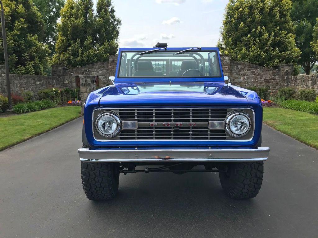 1971 Ford Bronco Show Quality Bronco - Very Straight!  - 17585241 - 8