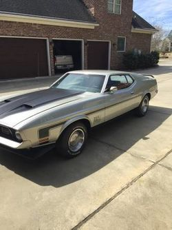 1971 Ford Mustang - 9170057803A